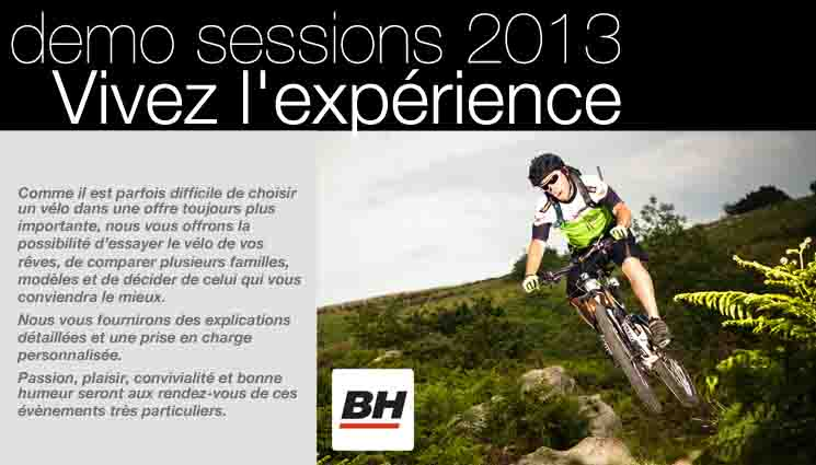 D�marrage des BH Demo Sessions 2013