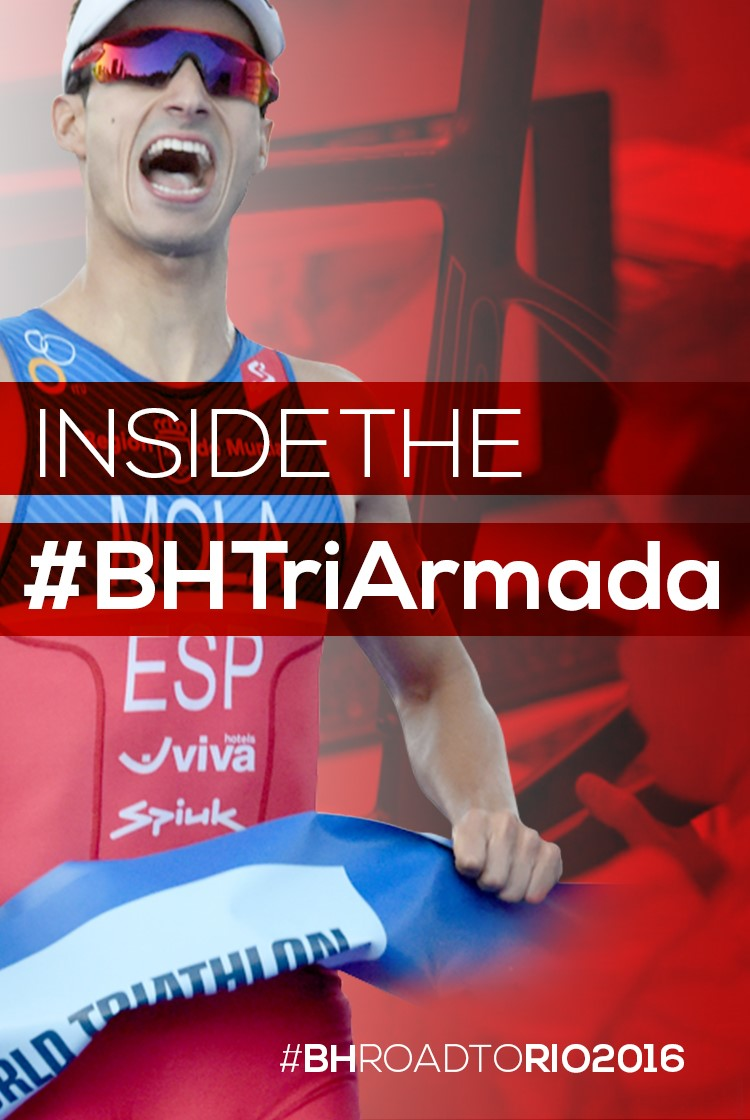 Inside the #BHTriArmada